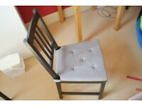 Two chairs IKEA Stefan in excellent condition