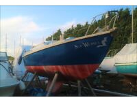 27' sailing yacht - NEW ENGINE & STERN GEAR - Marcon Sabre - perfect 1st boat!