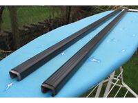 Thule Square Roof Rack Bars Length 120 cm