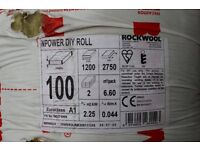100 mm Rockwool Loft Insulation