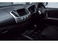 Mitsubishi L200 2.5 DI-D CR Warrior Double Cab Pickup 4WD 4dr FULL HISTORY - AC - CRUISE