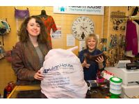 Charity Shop Assistant needed for homeless support and prevention charity.