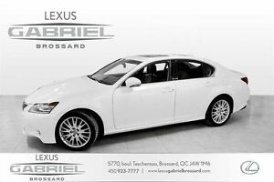 2013 Lexus GS NAVIGATION CAMERA DE RECUL - SUPER PROPRE