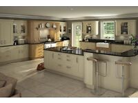 Professional kitchen fitters covering Surrey and surrounding areas