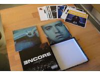 Rare Eminem - Encore - Shady Collector's Edition Bonus Disc & Postcards (2 Disc) 2004