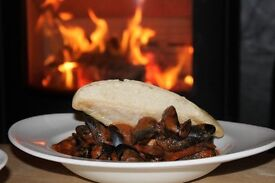 LIVE IN EXPERIENCED SOUS CHEF REQUIRED FOR RURAL HOTEL + BARS - IMMEDIATE START