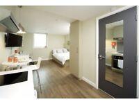 Jesmond Modern Studio Apartment