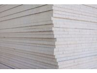 Standard Plasterboard 2400x1200x12.5mm 8x4 (Buy 10+ £5.05) DISCOUNT APPLIES TO COLLECTION ORDER ONLY