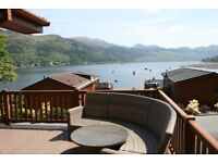 👀 👀 Pre owned Luxury Lodge Great Views Drimsynie Lochgoilhead Argyll Loch Lomond ,Glasgow👀 👀👀