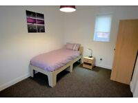 Room with en-suite to Rent in Worksop Rooms available to let