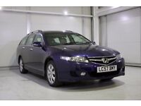 2007 Honda Accord Estate 2.2 i-CTDi EX Sat Nav, Heated Seats