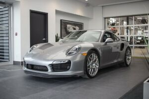 2015 Porsche 911 Turbo HRE WHEELS