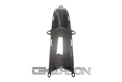2008 - 2014 Ducati Monster 696 1100 796 Carbon Fiber Lower Tank Cover - 2x2