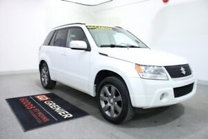 2011 Suzuki Grand Vitara JAMAIS ACCIDENTER+TOIT OUVRANT+PNEUS D'
