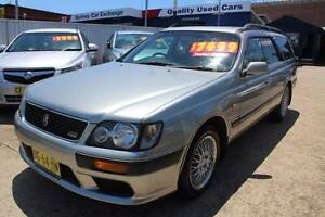 1998 Nissan Stagea Wagon Five Dock Canada Bay Area Preview