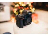 NIKON D750 BODY ONLY - MINT CONDITION WITH NEW SHUTTER PLATE