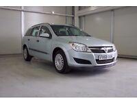 2009 Vauxhall Astra 1.8 i 16v Automatic Life, 5 door Estate,New MOT,