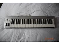 M-Audio Keyrig 49 USB Midi keyboard