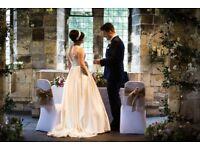 House of Mooshki Bespoke Designer Wedding Dress Size 10/12