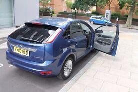 Ford Focus 2008 Titanium