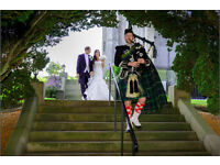 Piper for Weddings and Other Events - Burns Suppers