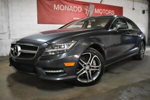 2014 Mercedes Benz CLS-Class CLS 550 B&O SOUND SYSTEM DYNAMIC SE