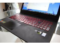 Lenovo Y50 Gaming Laptop 15 inch - only 9 months old with original packaging