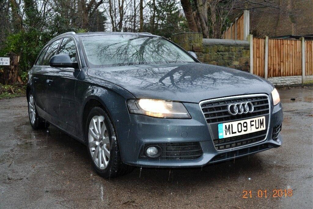 Audi A Avant TDI Rare Ps Cheaper Tax Insurance Mpg - Audi a4 mpg