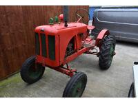 BMB President vintage tractor