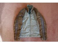 French Connection Jacket converts into vest, size S
