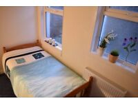 Single room in new decorated house in Tooting. Available now.