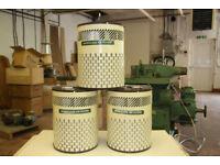 Microclene Air filters MC400