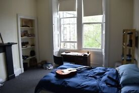 Sunny Room in Lauriston Gardens Flat (JUNE, JULY and FRINGE - until mid August)
