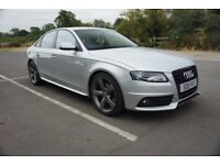 AUDI A4 LOW MILLAGE 2.0 TDI S LINE 136 BLACK EDITION