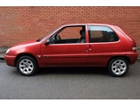 Citroen Saxo, Long MOT, Good runner, Clean bodywork