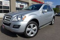 2010 Mercedes-Benz M-Class ML350 BlueTEC 4MATIC. Navigation. Run