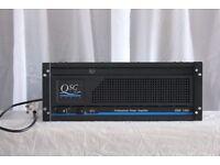 QSC USA 1300 Professional Power Amplifier