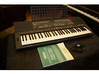 Yamaha PSR-400 keyboard with new power supply and manual. Can post UK wide