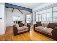 WAREHOUSE CONVERSION * 2 BED * 2 BATH * OLD STREET* PENTHOUSE * HIGH CEILINGS