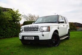 Landrover Discovery 4 HSE 2012