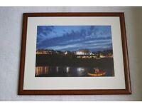 Broadstairs Harbour Framed Photograph