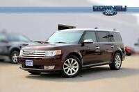 2009 Ford Flex LIMITED Ambient Lighting - Leather interior - Pow