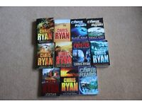 11 x Chris Ryan Books