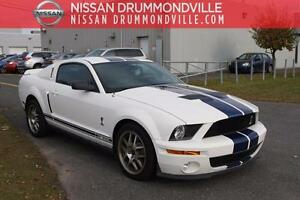 2008 Ford Mustang SHELBY GT500 V8 - ENTREPOSAGE INCLUS