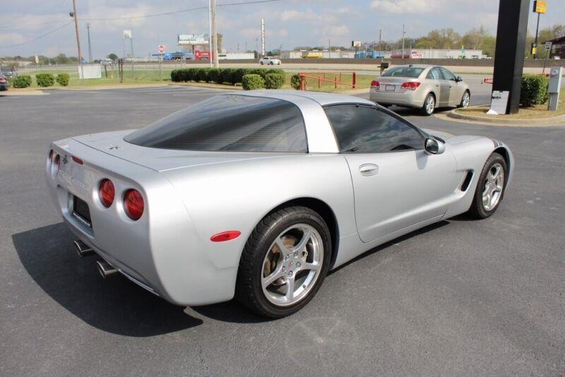 Image 3 Coche Americano usado Chevrolet Corvette 2003
