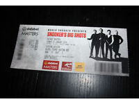 1x Snooker Masters Final Ticket - Evening Session - 21/01/2018 - £50