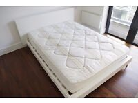 Double Bed with Mattress - Free!