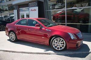 2009 Cadillac CTS-V -