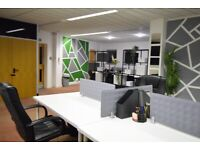 New office space in South Quay/ Crossharbour - Book Fixed Desk