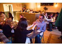 Aizle Restaurant FOH